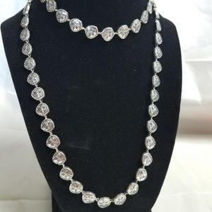 Lucky Brand Sand Dollar Necklace